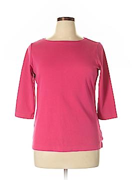 L.L.Bean 3/4 Sleeve T-Shirt Size L