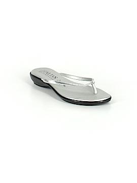 Italian Shoemakers Footwear Flip Flops Size 6