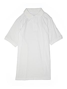 Classic School Uniform Short Sleeve Polo Size S (Kids)