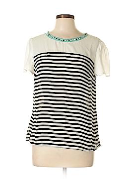 Ellison Short Sleeve Blouse Size L