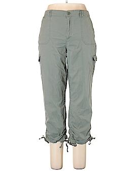 Gloria Vanderbilt Cargo Pants Size 14
