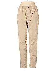 H&M L.O.G.G. Women Khakis Size 8