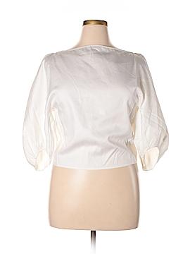 Céline 3/4 Sleeve Blouse Size 42 (EU)