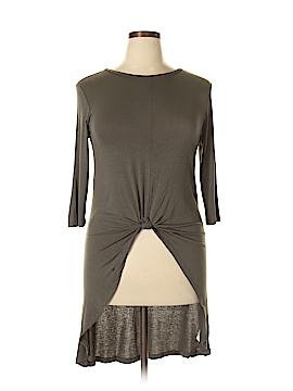 Deletta 3/4 Sleeve Top Size L