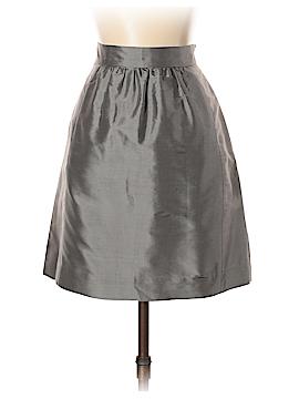Ann Taylor LOFT Silk Skirt Size 2