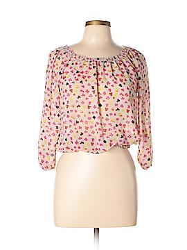 RACHEL Rachel Roy 3/4 Sleeve Blouse Size XS