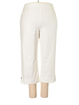Neon Buddha Casual Pants Size 1X (Plus)