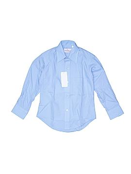 Tom Sawyer Long Sleeve Button-Down Shirt Size 8