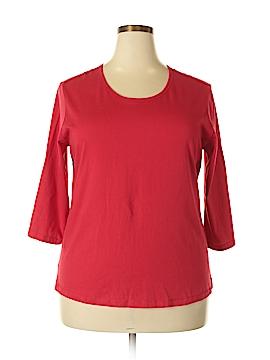 Classic Elements 3/4 Sleeve T-Shirt Size XL