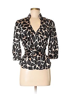 Feline 3/4 Sleeve Blouse Size M