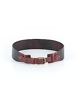 1937 Leather Belt Size Sm - Med