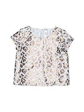 Cherokee Short Sleeve Blouse Size 6 - 6X
