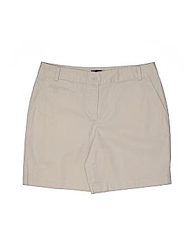 Talbots Khaki Shorts Size 6