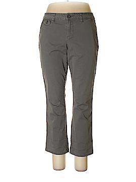 Apt. 9 Khakis Size 14 (Petite)