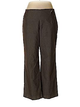 Larry Levine Dress Pants Size 18w (Plus)