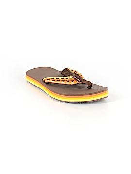 Teva Flip Flops Size 6