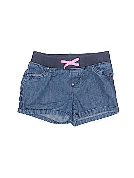 Jumping Beans Denim Shorts Size 4