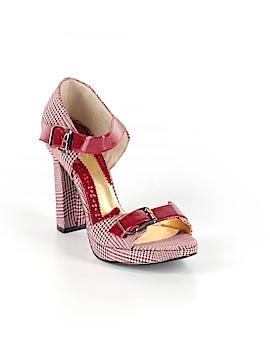 Zinc Heels Size 9
