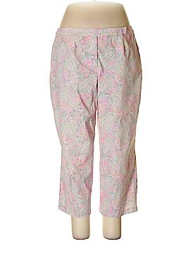 IZOD Casual Pants Size 18 (Plus)