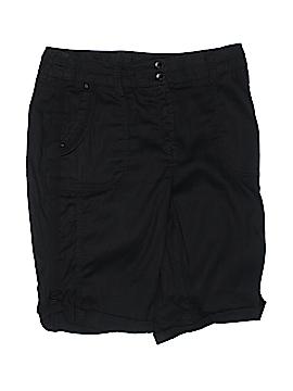 Chico's Khaki Shorts Size Med (1)