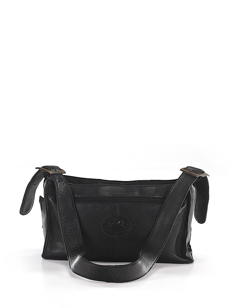 605faef6d640 American Angel Solid Black Shoulder Bag One Size - 53% off
