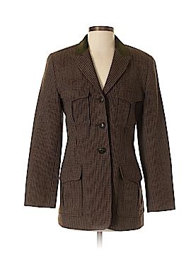 The Works Saks Fifth Avenue Wool Blazer Size 4