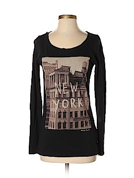 Maison Scotch Long Sleeve T-Shirt Size Sm (1)