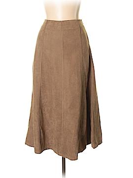 Avenue Faux Leather Skirt Size 14 (Plus)