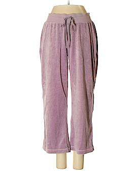 J. Marco Velour Pants Size XS
