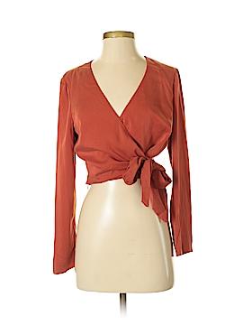 Intermix Long Sleeve Blouse Size M