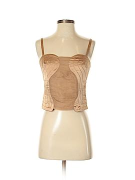 Max Studio Sleeveless Silk Top Size 2