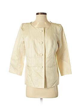 Sigrid Olsen Silk Blazer Size 4