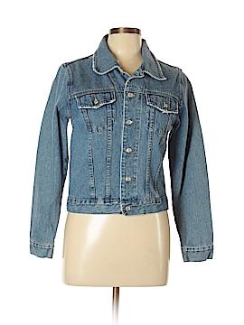 Boston Proper Denim Jacket Size 10