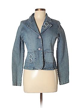 Wet Denim Jacket Size M