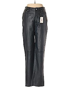 Tommy Hilfiger Leather Pants Size 6