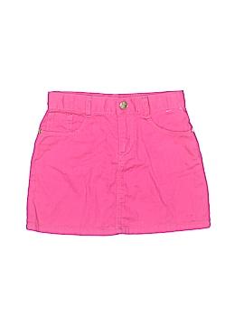Gymboree Denim Skirt Size 6