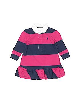 Ralph Lauren 3/4 Sleeve Polo Size 6 mo