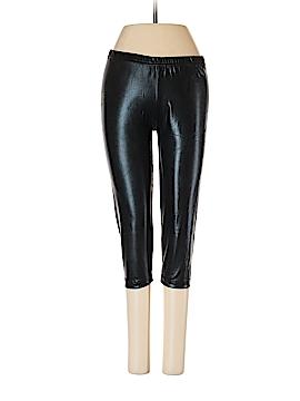 Soho Lady Faux Leather Pants Size S