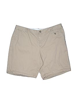 Dockers Khaki Shorts Size 22w (Plus)