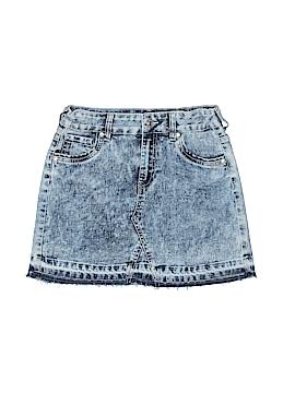 Jordache Denim Skirt Size M (7-8)
