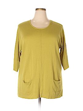 J.jill Wool Pullover Sweater Size 2X (Plus)