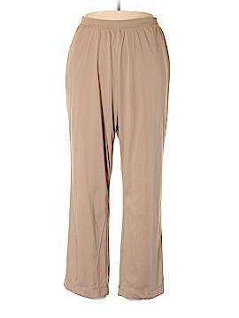 Ac-tiv-ology Casual Pants Size 1X (Plus)