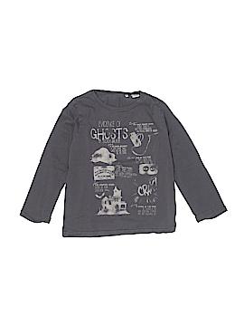 Scotch Shrunk Long Sleeve T-Shirt Size 4