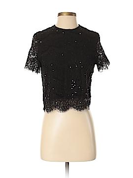 Sophie Rue Short Sleeve Blouse Size S