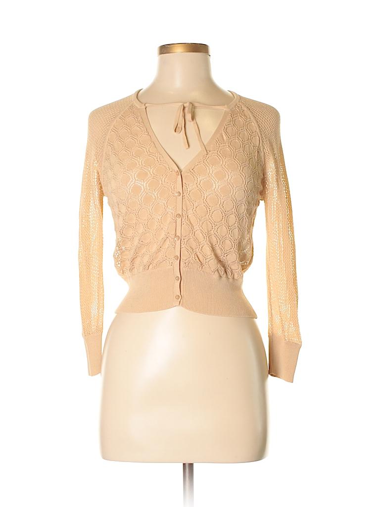 Susana Monaco Women Cardigan Size M