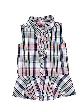 U.S. Polo Assn. Dress Size 4T