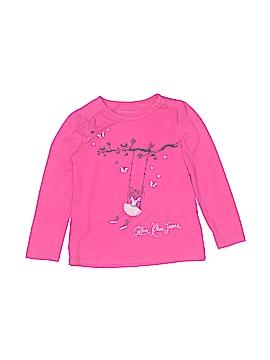 CALVIN KLEIN JEANS Long Sleeve T-Shirt Size 5