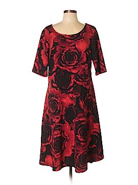 Avenue Casual Dress Size 14 - 16 Plus (Plus)