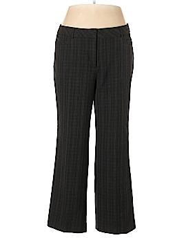 Roz & Ali Wool Pants Size 16