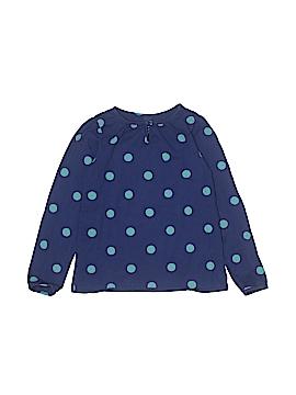 Red Lands Junior Design Long Sleeve T-Shirt Size 7 - 8